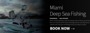 Plan a Trip to Miami for Deep Sea Fishing call@ 00447958580696