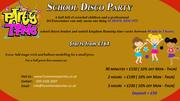 kids disco party | Funomenalparties Ltd