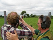 Types of clay shooting from AA Shooting School