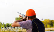 Clay Pigeon Shooting Instruction from AA Shooting School,  Dorset,  UK
