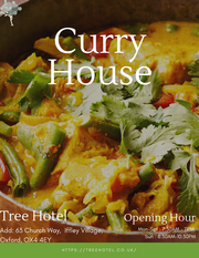 Best Curry Restaurant in Oxford